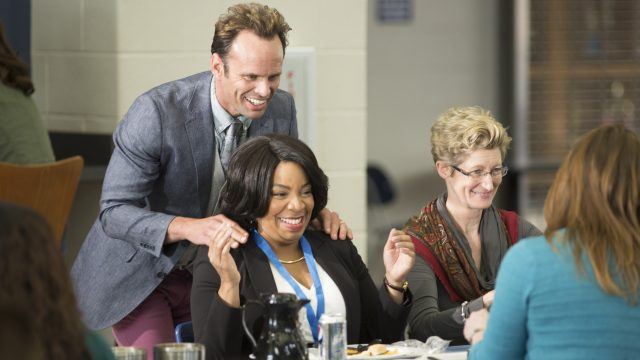 McBride, Goggins Find Themselves on the Brink of Absurdity in 'Vice Principals'