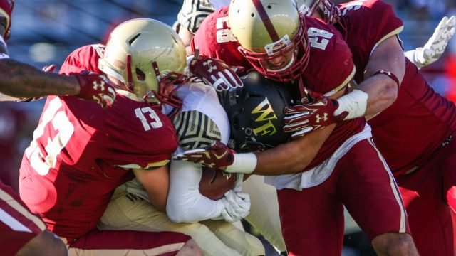 Blue Collar, Ivy Green: Boston College's Defense Is Back and Ready to Dominate