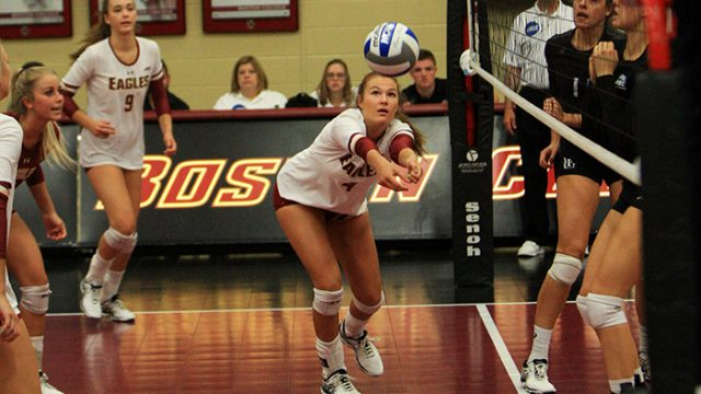 Volleyball Takes Two of Three on Opening Weekend