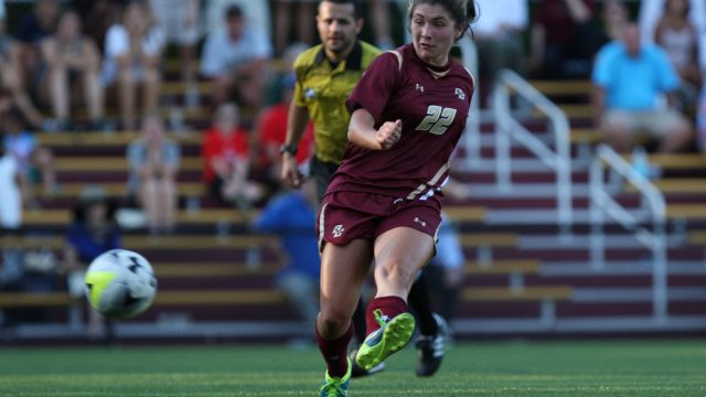 Women's Soccer Kicks Off Season Right With Win Over Providence