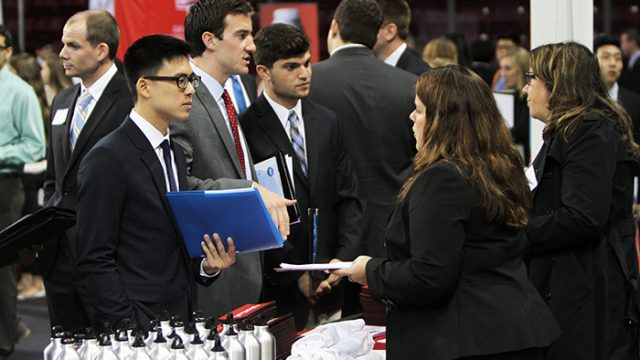 Conference Launches Student Careers