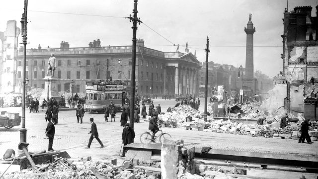 Historic Roots Unearthed in '1916: The Irish Rebellion' Documentary