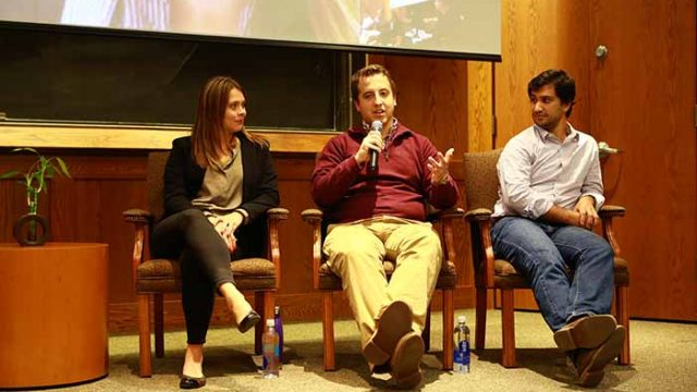 Four Experts Speak About Marketing, Technology in Their Fields