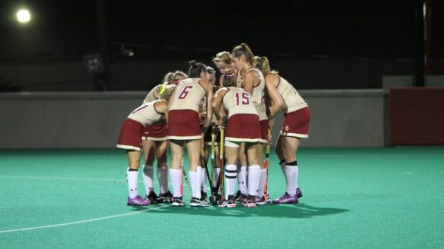 Field Hockey Falters to Virginia in Overtime Defeat