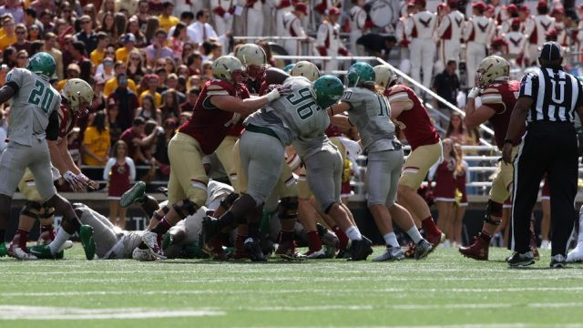 Despite Wagner Blowout, Addazio Sees Room for Improvement