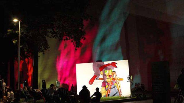 Thousands Flock to Overnight Exhibit, Activities at MFA