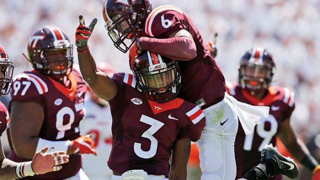 Eagles Need to Force Turnovers Against Sloppy Virginia Tech Offense