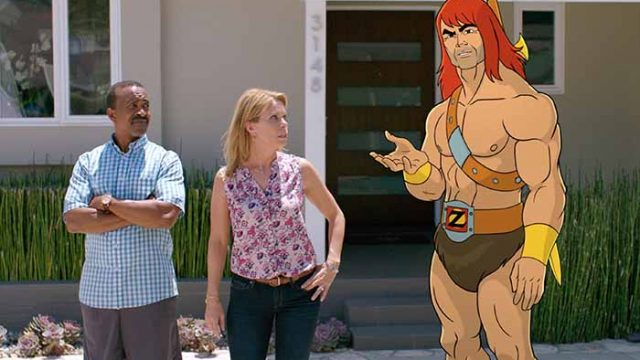 'Son of Zorn' Pits Stereotypic Masculinity Against the Modern Age