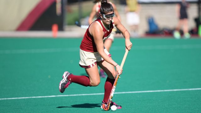 BC Splits Weekend, Defeating Stanford but Falling to Syracuse