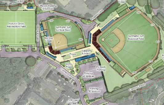 Allston-Brighton Task Force Approves Brighton Campus Athletic Fields