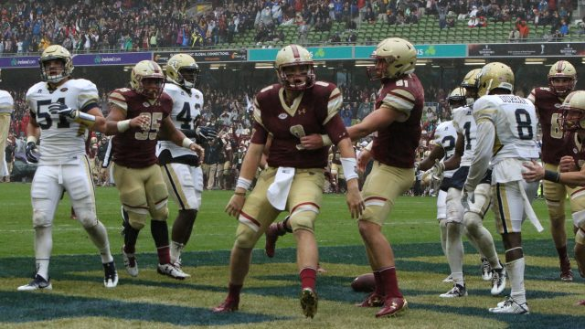 Eagles Can Capitalize On UMass's Struggles