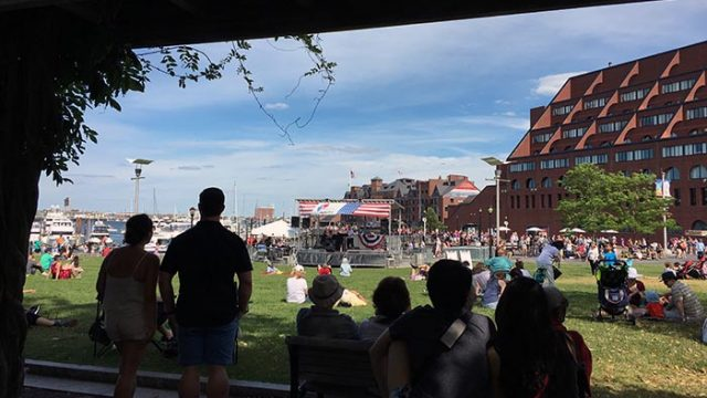 Boston Art Festival is Back After Brief Hiatus