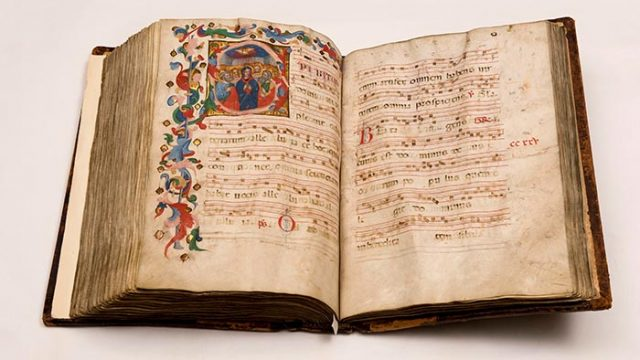 At Isabella Stewart Gardner Museum, a Rare Look at Early Books