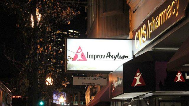 Improv Asylum's Halloween Show Unleashes a Comic Nightmare