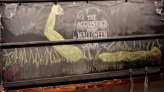 Acoustics Reap Rewards of Fruitful Halloween Invitational