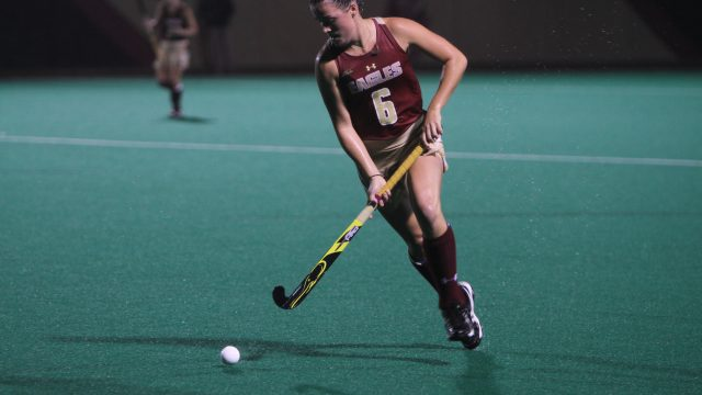 Field Hockey Drops Regular Season Finale in Overtime