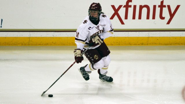 Women's Hockey Wins Twice, Outscores Connecticut 8-1 Over Weekend Series
