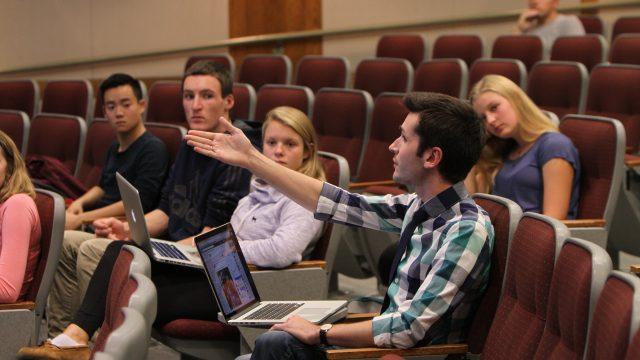 UGBC Releases Survey to Gauge Effectiveness