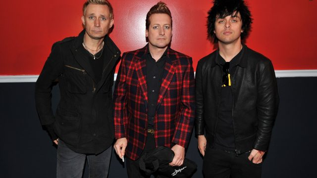 "Green Day Hammers Home its Point with a Bullet Through the Hand in ""Say Goodbye"" Video"