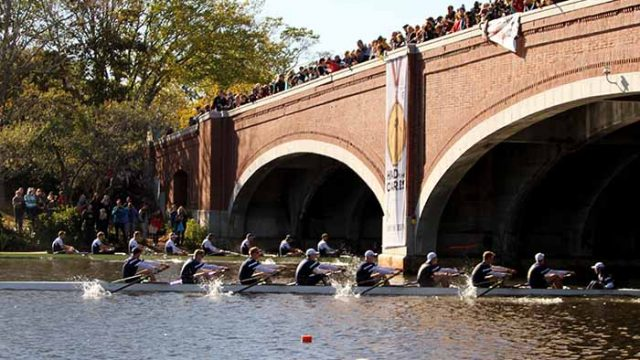 52nd Head of the Charles Brings Bean Boots and Blistering Wind