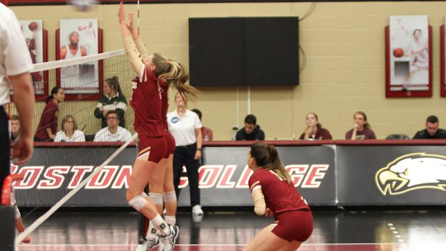 Volleyball Suffers 12th Consecutive Loss