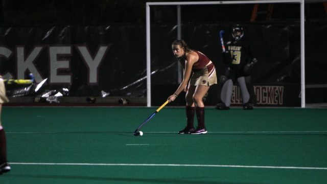 Field Hockey Records Victories Against Wake Forest and Providence