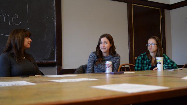 Women's Center Rolls Out New Thrive Mentorship Program