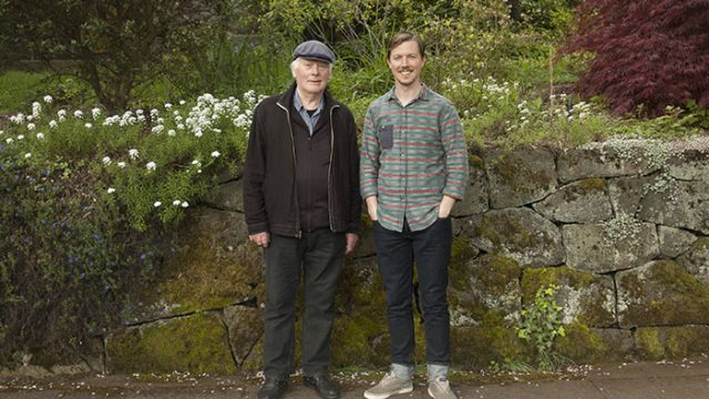 A Night of Irish Poetry, Song, and Dance from Len Graham and Brian Ó hAirt