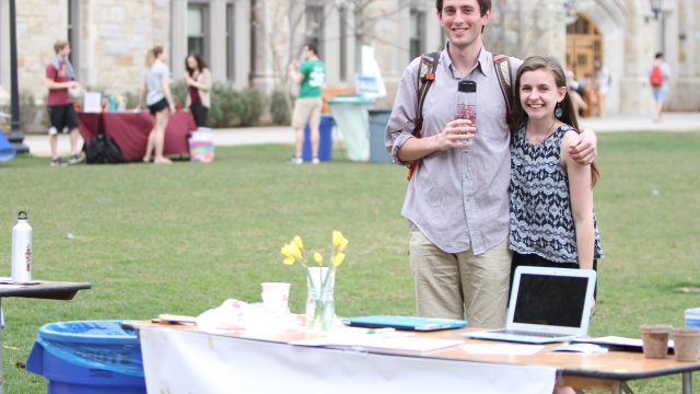Tenth Harvest Fest Introduces Students to Environmentally-Friendly Options