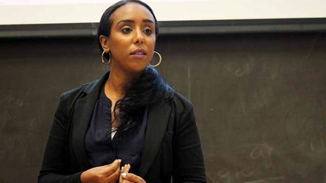 'I Found Myself as an Activist for My Country:' Avera on Struggles of Ethiopian Jews