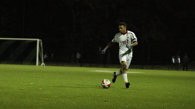 Men's Soccer Earns Tie With No. 3 Clemson