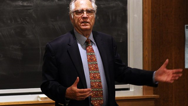 Engaging Islam: Yale Professor Talks God, Human Will