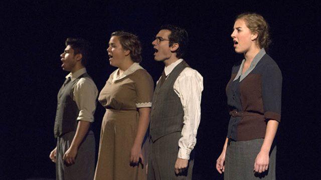 'Waiting For Lefty' Performance Explores Timeless Working Woes