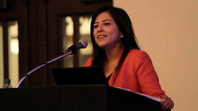 Christine Chavez Talks Relationship With Grandfather, Labor Equality