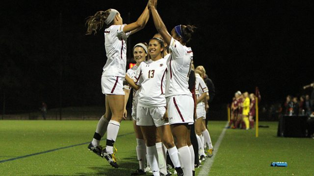 Women's Soccer Drops Tough Game to Virginia Tech in Double Overtime
