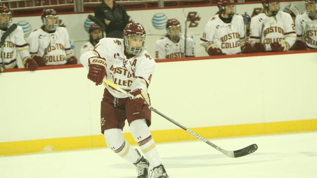 Born Free: Megan Keller's Rise to Becoming the Nation's Best Defenseman