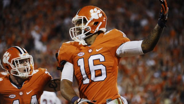 Clemson Offense No Short Order for Boston College Defense