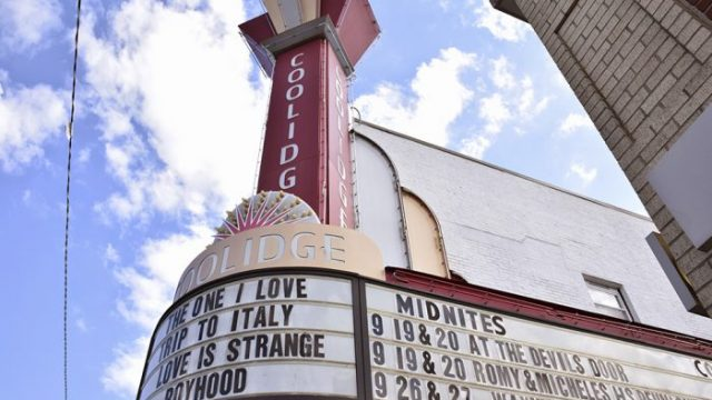 Though Movie Theaters Change, the Allure Does Not