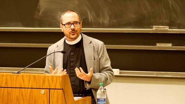 Openly Transgender Priest Speaks on Identity, Faith