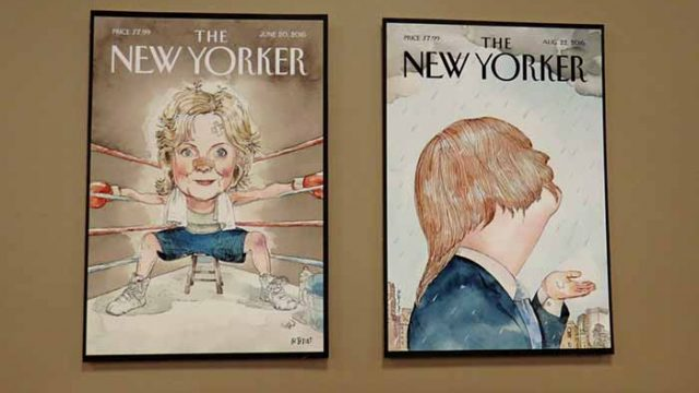 Campaigns & Cartoons Exhibit Proves the Times Have Changed, But Not Political Animosity