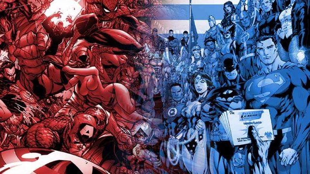 Batman v. Superman v. Marvel