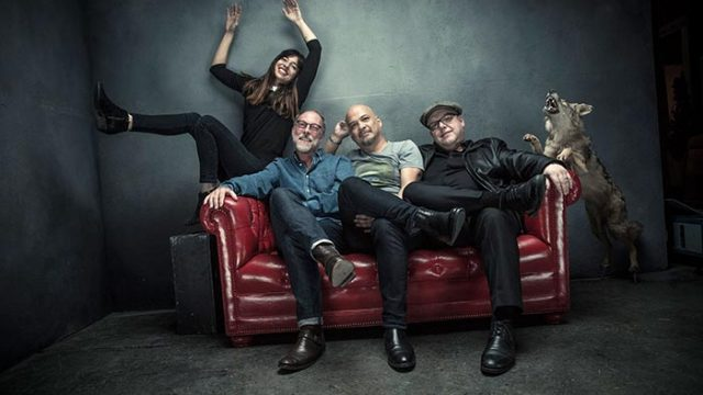 Pixies Dust Themselves Off, Recenter in the Mind in 'Head Carrier'