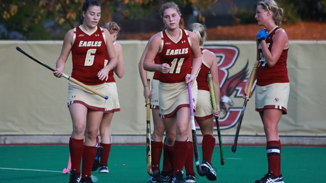 Field Hockey Overpowered by No. 3 Duke in Loss