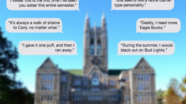 Watch Your Mouth: BC's Newest Viral Instagram is Listening
