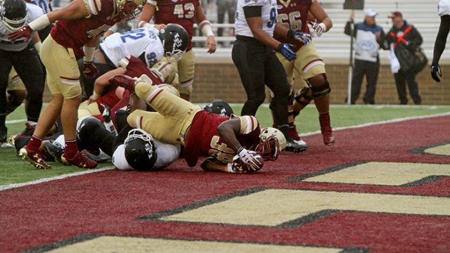 Davon Jones Highlights BC Offense in Victory Over Buffalo