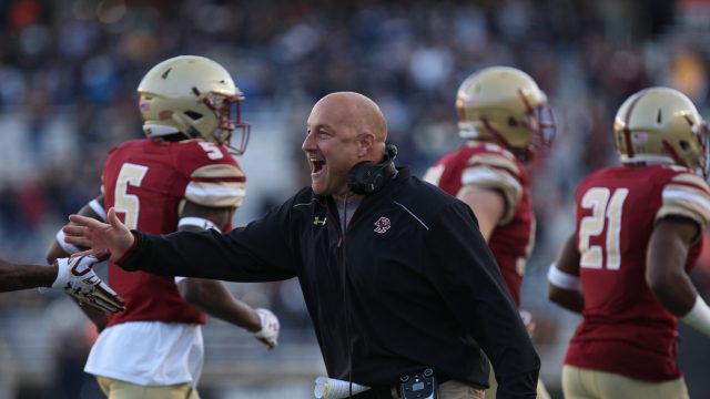 Boston College Defense Keeps Postseason Hopes Alive in Shutout of Connecticut