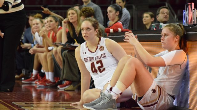 Women's Basketball Falls on the Road Against Seton Hall