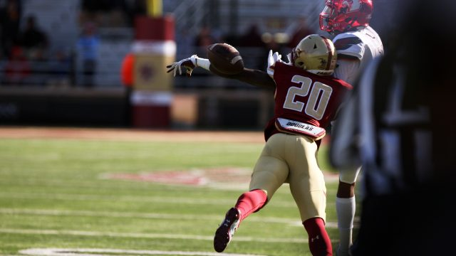 NCAA Ranks BC #5 in Graduation Success for Football Team