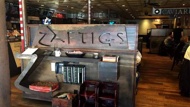 Zaftigs Deli Offers up Home Cooking Close to College