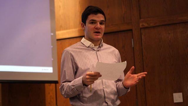 UGBC Student Assembly Postpones Vote on Promoting Spirituality